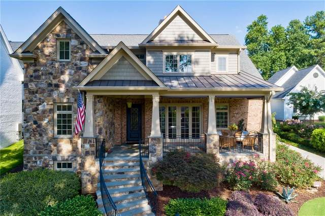4745 E Conway Drive NW, Sandy Springs, GA 30327 (MLS #6763796) :: RE/MAX Paramount Properties