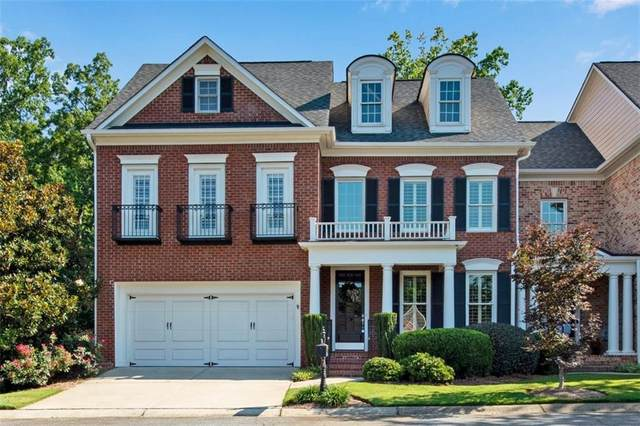 4012 Village Green Circle, Roswell, GA 30075 (MLS #6763802) :: The Butler/Swayne Team