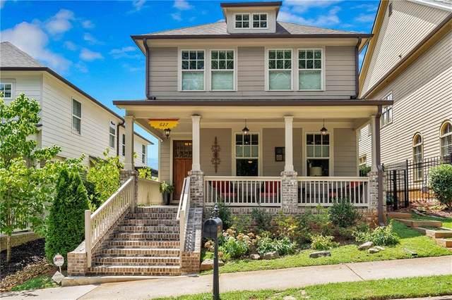 627 Mead Street SE, Atlanta, GA 30312 (MLS #6763810) :: BHGRE Metro Brokers