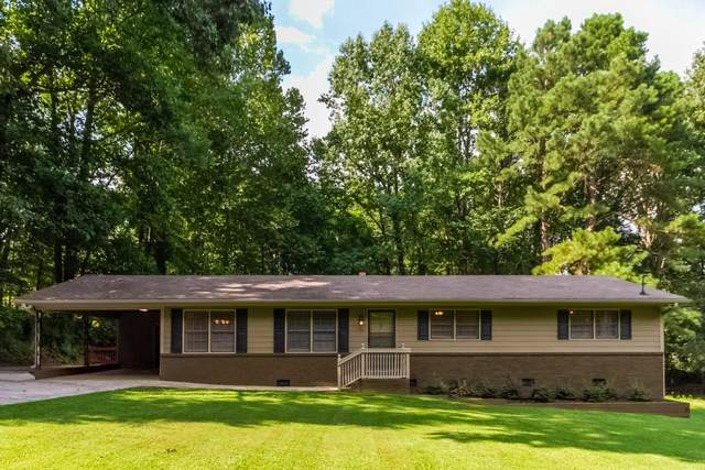207 Cherrywood Drive, Woodstock, GA 30188 (MLS #6763829) :: The Heyl Group at Keller Williams