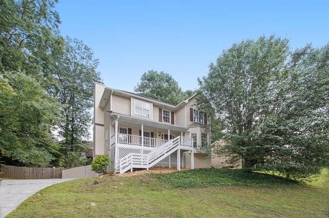 2614 Windage Drive SW, Marietta, GA 30008 (MLS #6763836) :: The Heyl Group at Keller Williams