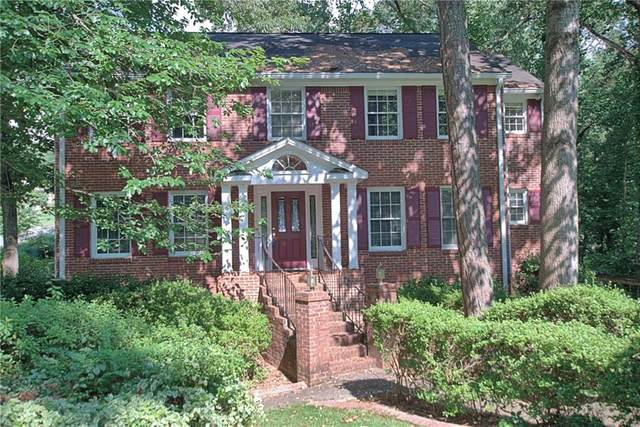 2416 Stockton Drive, Marietta, GA 30066 (MLS #6763837) :: North Atlanta Home Team