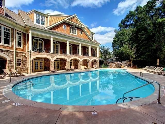 200 River Vista Dr. #434, Atlanta, GA 30339 (MLS #6763847) :: Charlie Ballard Real Estate