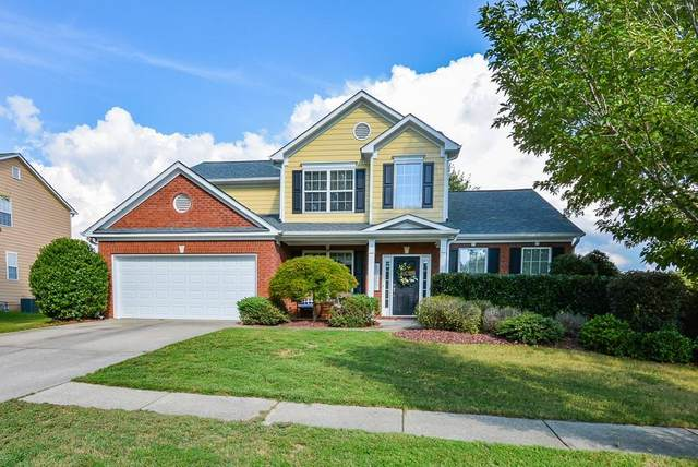 10 Sagebrush Trail, Covington, GA 30014 (MLS #6763851) :: North Atlanta Home Team
