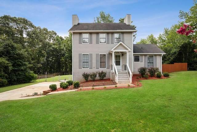 4665 Fox Hollow Court, Douglasville, GA 30135 (MLS #6763874) :: The Heyl Group at Keller Williams