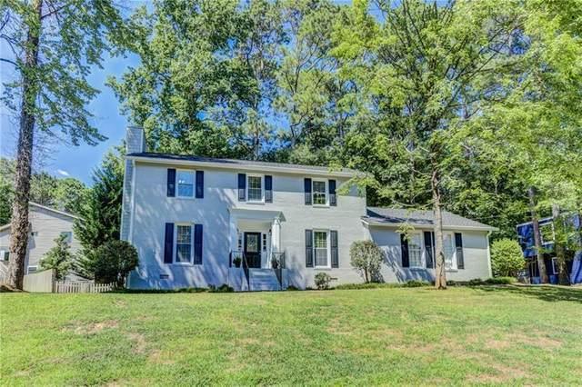 4791 Woodspring Drive NE, Marietta, GA 30066 (MLS #6763884) :: The Heyl Group at Keller Williams