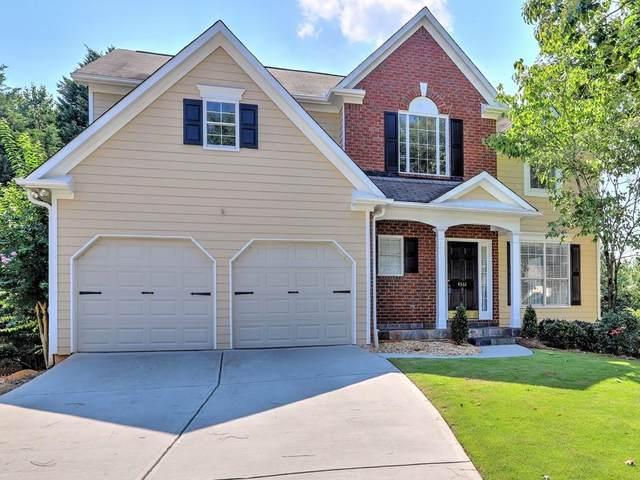 4561 Chelton Court SE, Smyrna, GA 30080 (MLS #6763889) :: Charlie Ballard Real Estate