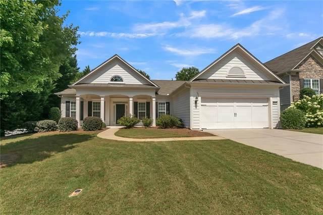 6467 Autumn Crest Lane, Hoschton, GA 30548 (MLS #6763894) :: Tonda Booker Real Estate Sales