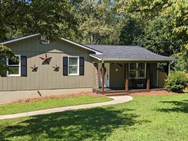 603 Upper Burris Road, Canton, GA 30114 (MLS #6763901) :: Charlie Ballard Real Estate