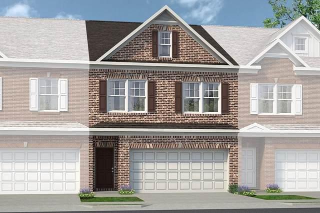 5219 City Walk Drive #58, Buford, GA 30518 (MLS #6763922) :: The Heyl Group at Keller Williams