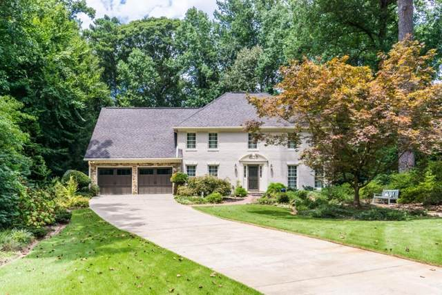 3031 Gant Quarters Circle, Marietta, GA 30068 (MLS #6763926) :: The Heyl Group at Keller Williams