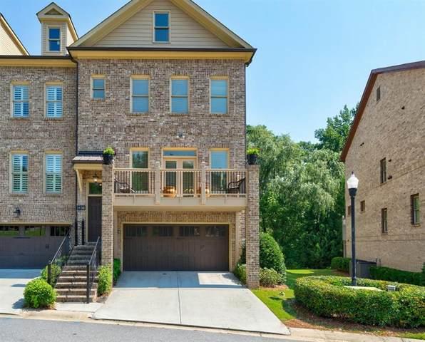 3130 Chestnut Woods Drive, Atlanta, GA 30340 (MLS #6763938) :: The Heyl Group at Keller Williams