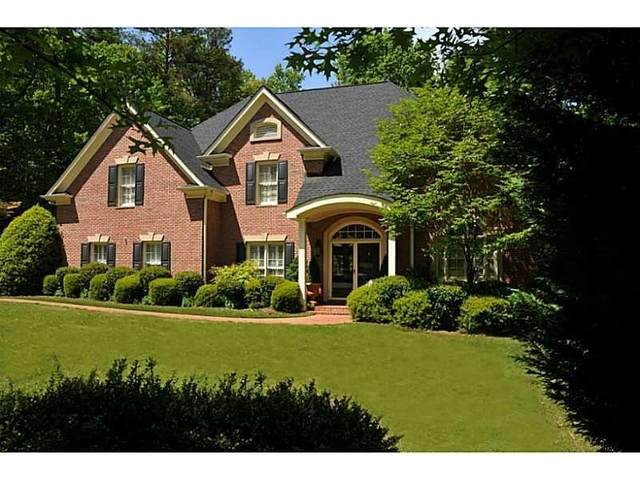 2450 Cumberland Drive SE, Smyrna, GA 30080 (MLS #6763944) :: Charlie Ballard Real Estate