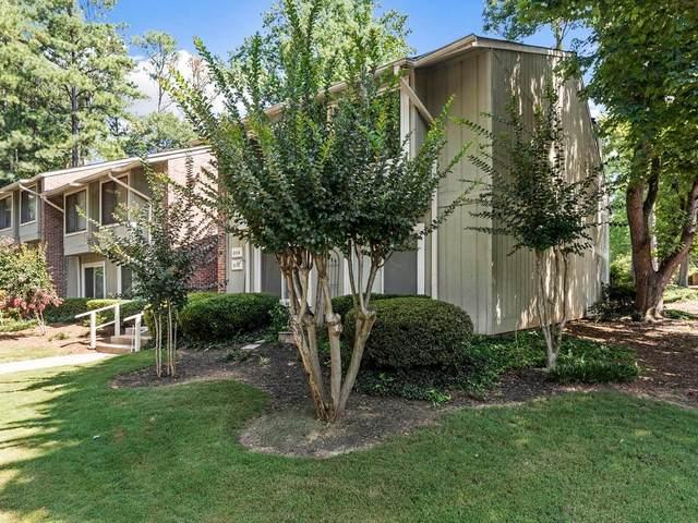 Marietta, GA 30067 :: Charlie Ballard Real Estate