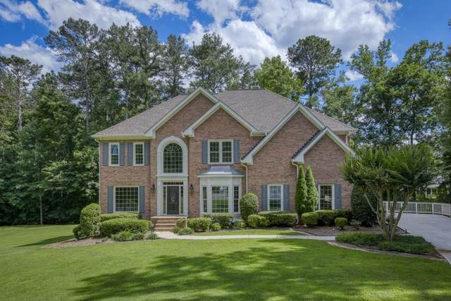 275 Thompson Springs Drive, Alpharetta, GA 30004 (MLS #6763948) :: Todd Lemoine Team