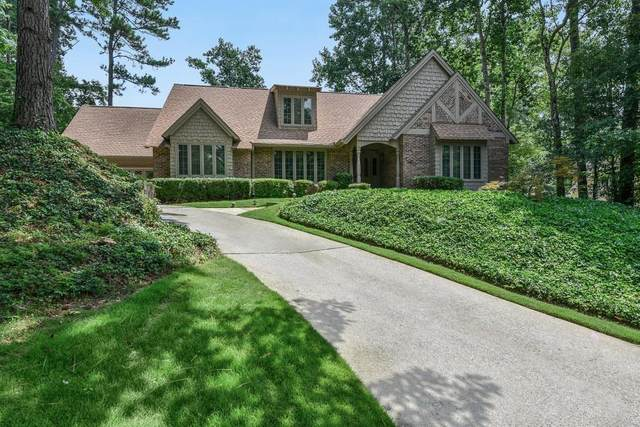 1826 Mallard Lake Drive, Marietta, GA 30068 (MLS #6763958) :: Charlie Ballard Real Estate