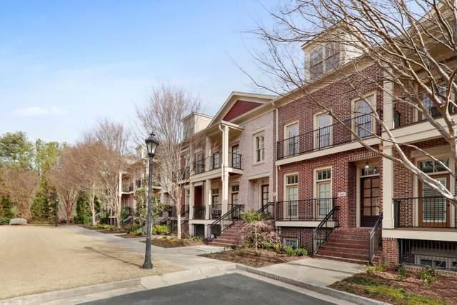 807 Creekgarden Court, Atlanta, GA 30339 (MLS #6763988) :: Charlie Ballard Real Estate