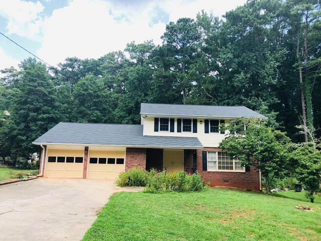 4602 Central Drive, Stone Mountain, GA 30083 (MLS #6764021) :: The Zac Team @ RE/MAX Metro Atlanta