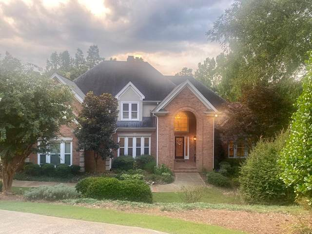 3882 Streamside Drive SE, Marietta, GA 30067 (MLS #6764050) :: Charlie Ballard Real Estate