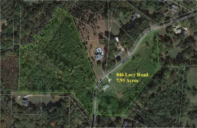 846 Lacy Road, Canton, GA 30115 (MLS #6764052) :: Charlie Ballard Real Estate