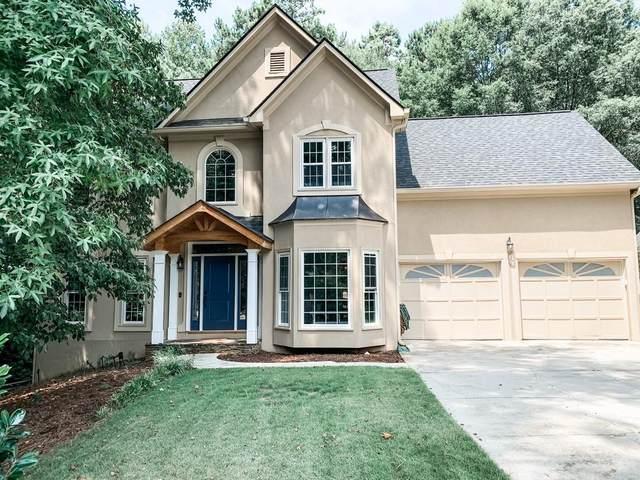 1722 Indian Ridge Drive, Woodstock, GA 30189 (MLS #6764081) :: Charlie Ballard Real Estate