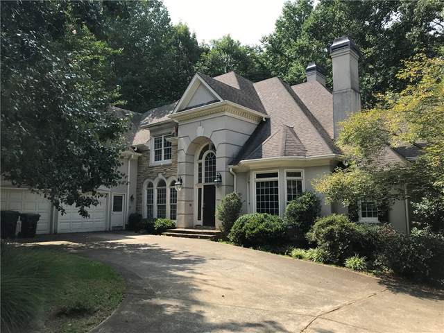502 Reston Mill Lane SE, Marietta, GA 30067 (MLS #6764085) :: Charlie Ballard Real Estate