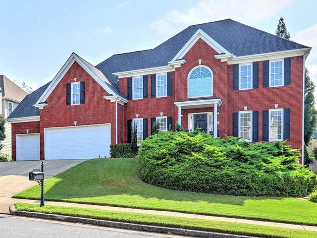 4508 Outlook Drive NE, Marietta, GA 30066 (MLS #6764094) :: Charlie Ballard Real Estate