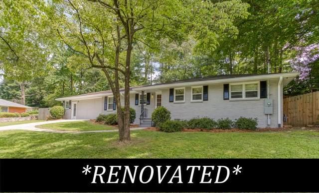 1531 Beechcliff Drive NE, Atlanta, GA 30329 (MLS #6764107) :: Dillard and Company Realty Group