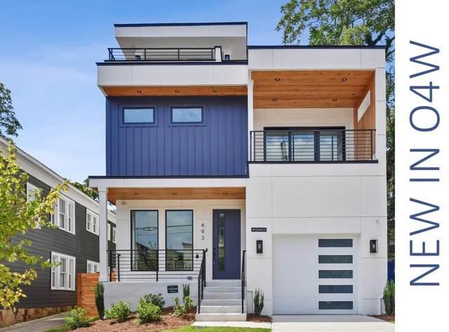 493 Rankin Street, Atlanta, GA 30308 (MLS #6764128) :: Charlie Ballard Real Estate