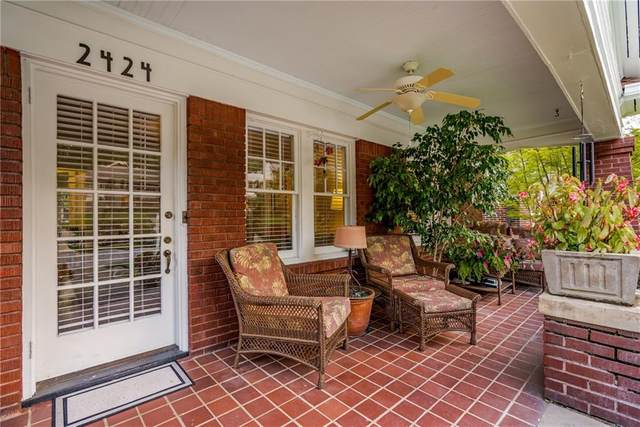 2424 Glenwood Drive NE, Atlanta, GA 30305 (MLS #6764161) :: BHGRE Metro Brokers