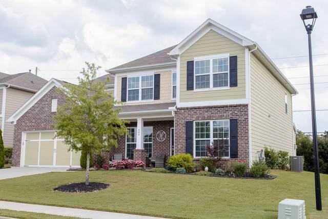 406 Spring View Drive, Woodstock, GA 30188 (MLS #6764166) :: Charlie Ballard Real Estate