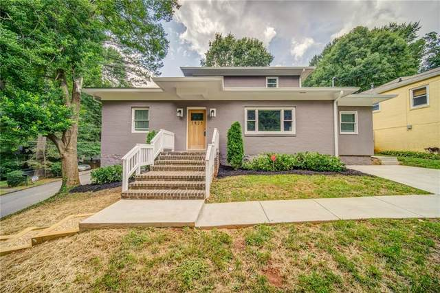 1825 Coventry Road, Decatur, GA 30030 (MLS #6764181) :: The Cowan Connection Team