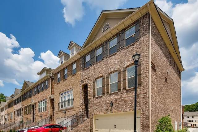 4187 Townsend Lane #77, Dunwoody, GA 30346 (MLS #6764197) :: Thomas Ramon Realty