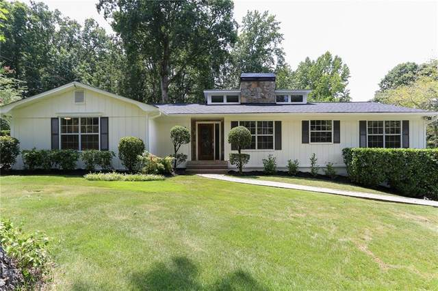 1535 Ridgefield Drive, Roswell, GA 30075 (MLS #6764220) :: The Cowan Connection Team