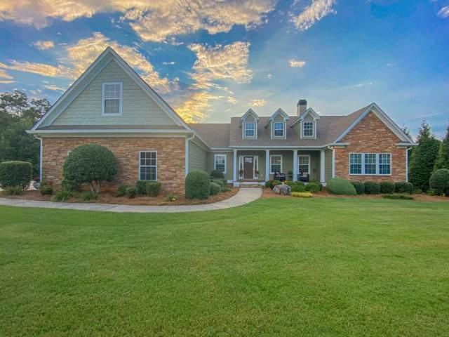 7657 Pea Ridge Road, Lula, GA 30554 (MLS #6764243) :: Charlie Ballard Real Estate