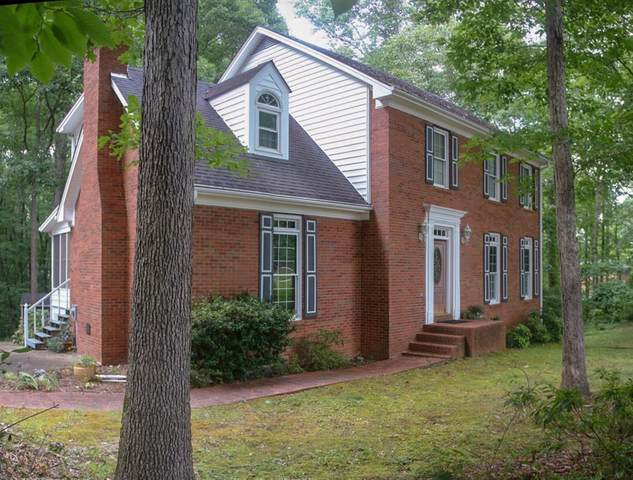 5120 Due West Road, Kennesaw, GA 30152 (MLS #6764246) :: The Heyl Group at Keller Williams