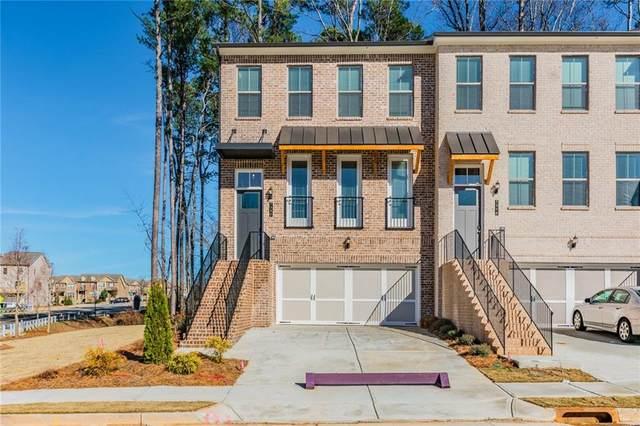3980 Carver Circle #95, Doraville, GA 30360 (MLS #6764270) :: North Atlanta Home Team