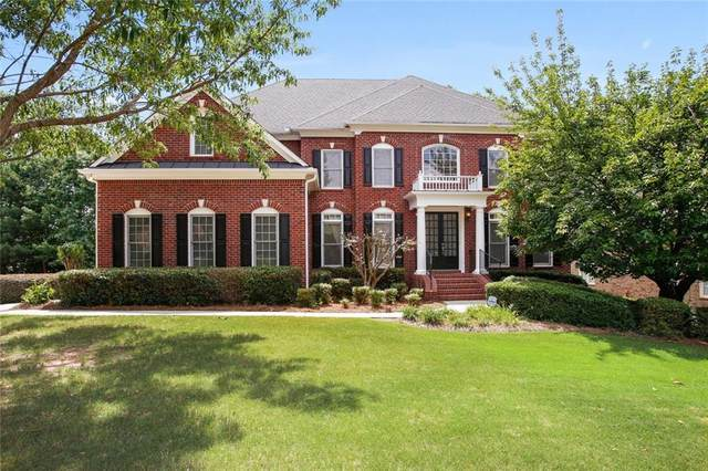 1710 Briergate Drive, Duluth, GA 30097 (MLS #6764283) :: The Heyl Group at Keller Williams