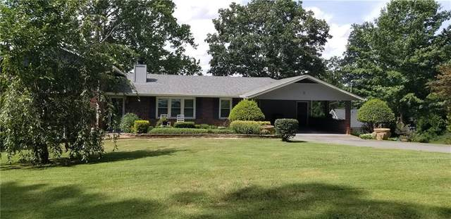 96 Lewis Drive, Cartersville, GA 30120 (MLS #6764285) :: Kennesaw Life Real Estate
