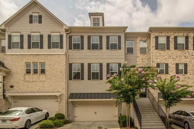 9033 Woodlands Trail #17, Alpharetta, GA 30009 (MLS #6764332) :: Todd Lemoine Team