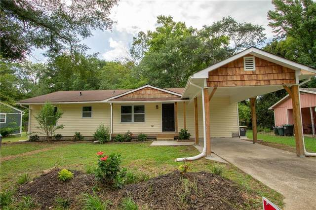 606 Nixon Avenue SW, Rome, GA 30161 (MLS #6764342) :: Path & Post Real Estate