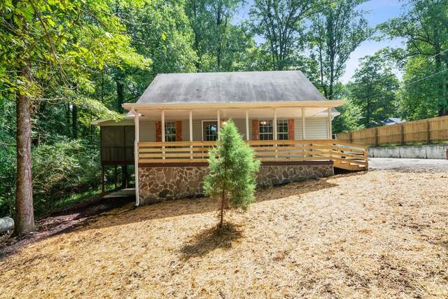 260 Cut Off Road SW, Plainville, GA 30733 (MLS #6764358) :: The Hinsons - Mike Hinson & Harriet Hinson