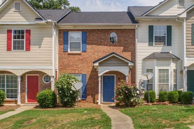 33 Timber Ridge Drive, Cartersville, GA 30121 (MLS #6764359) :: North Atlanta Home Team