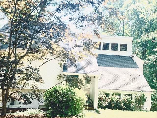 2802 Field Creek Court NE, Marietta, GA 30062 (MLS #6764373) :: RE/MAX Prestige