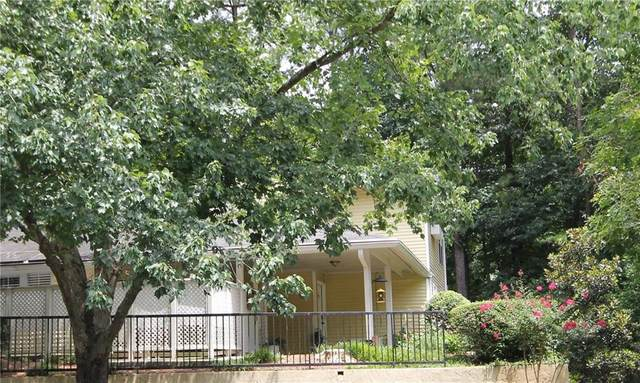 6812 Glenridge Drive I, Sandy Springs, GA 30328 (MLS #6764380) :: Path & Post Real Estate