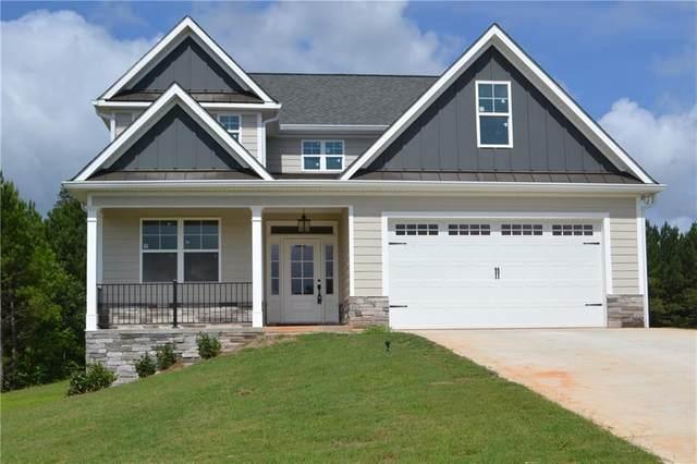 110 Gadson Drive, Fayetteville, GA 30214 (MLS #6764395) :: AlpharettaZen Expert Home Advisors