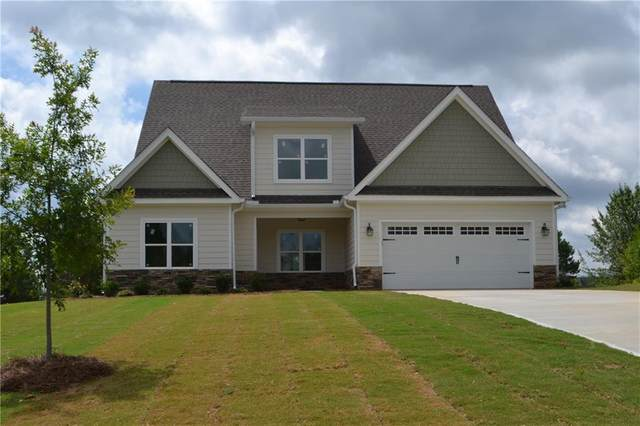 115 Suzanne Court, Fayetteville, GA 30214 (MLS #6764397) :: AlpharettaZen Expert Home Advisors