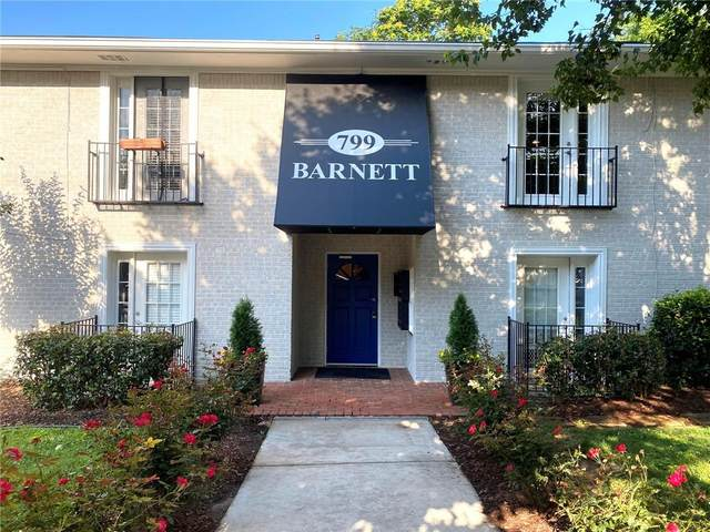 799 Barnett Street #6, Atlanta, GA 30306 (MLS #6764406) :: AlpharettaZen Expert Home Advisors