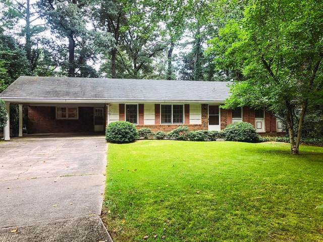 1723 Fernleaf Circle NW, Atlanta, GA 30318 (MLS #6764409) :: North Atlanta Home Team