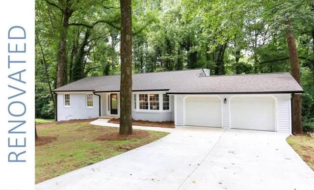 4707 Fellsridge Drive, Stone Mountain, GA 30083 (MLS #6764411) :: The Heyl Group at Keller Williams